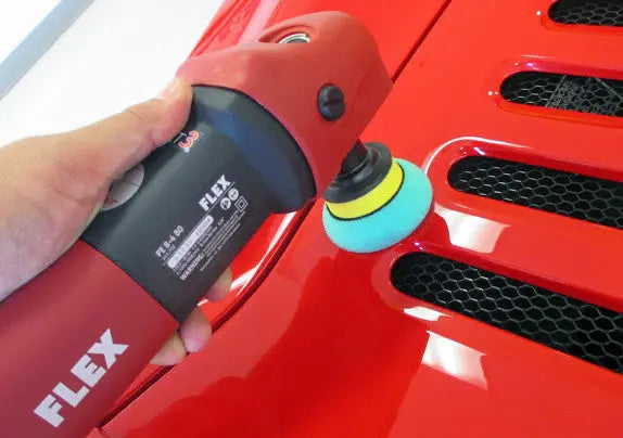 Buy Flex Mini Rotary Polisher PE 8-4 80 in the Custom Car Care webshop.