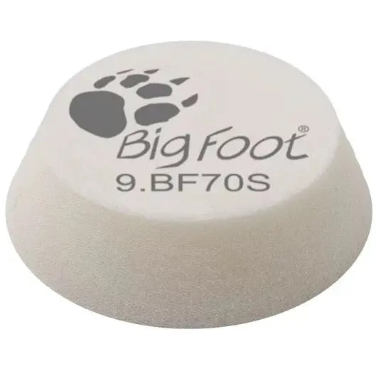 RUPES BIGFOOT Witte Fine Finishing Polijstpad