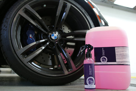 Buy Nanolex Wheel Cleaner & Iron Remover in the Custom Car Care webshop.