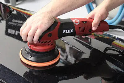 Buy Flex Dual Action Polisher XFE 7-15 150 in the Custom Car Care webshop.