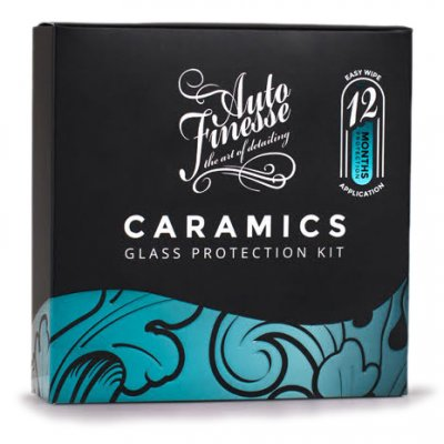 Auto Finesse Caramics Glass Protection Kit