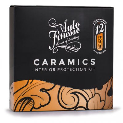 Auto Finesse Caramics Interior Protection Kit