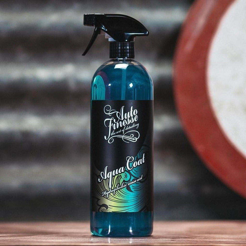 Buy Auto Finesse Aqua Coat in the Custom Car Care webshop.