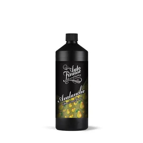 Buy Auto Finesse Avalanche Snow Foam in the Custom Car Care webshop.