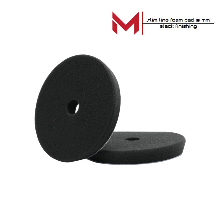 Moore Black Slimline Finishing Pad