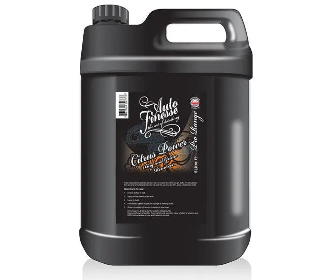 Buy Auto Finesse Citrus Power in the Custom Car Care webshop.
