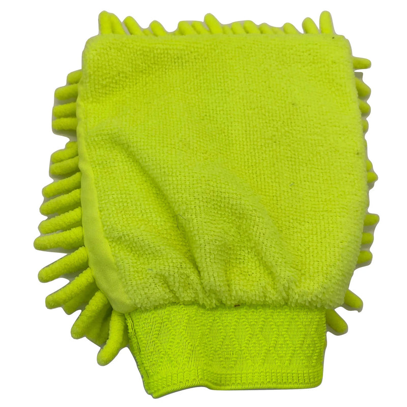 Custom Car Care Thin Microfiber Washmitt