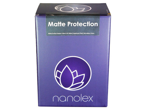 Buy Nanolex Matte Protection SET in the Custom Car Care webshop.