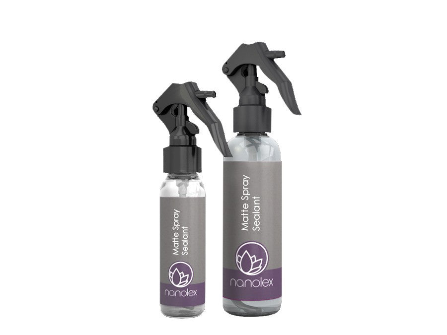 Buy Nanolex Matte Spray Sealant in the Custom Car Care webshop.