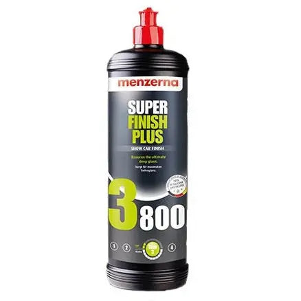 Menzerna 3800 Super Finish Plus