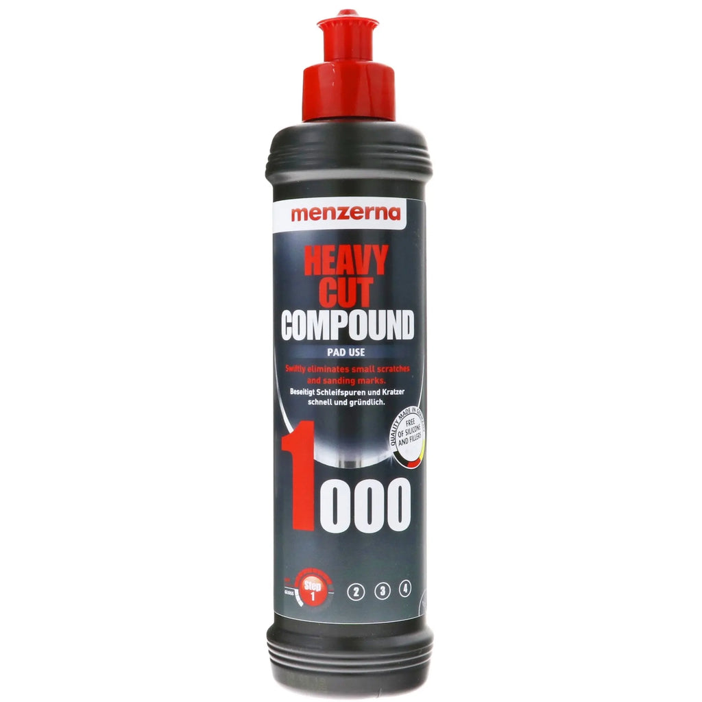 Menzerna 1000 Heavy Cut Compound