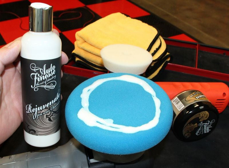 Buy Auto Finesse Rejuvenate in the Custom Car Care webshop.
