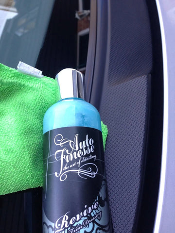 Buy Auto Finesse Revive in the Custom Car Care webshop.