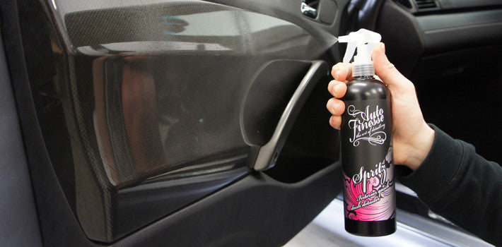 Buy Auto Finesse Spritz in the Custom Car Care webshop.