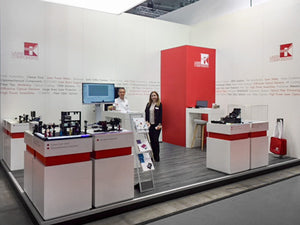 3DOptix @ Laser Components booth - LASYS