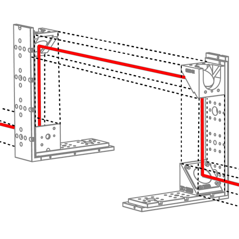 Virtual Cage System