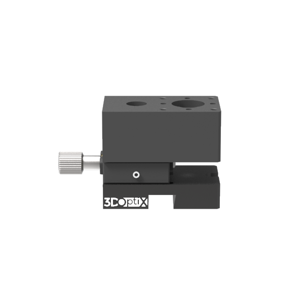 20690 - 3DOptix Dovetail Translator - one axis - 3DOptix
