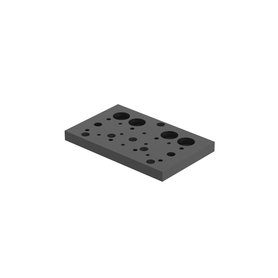 "20716 - Adaptors pair for 1""/25.4mm translators"