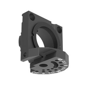 "20900 - Rotational  Mirror Mount for Ø1""/25mm optics 1X1 - 3DOptix"