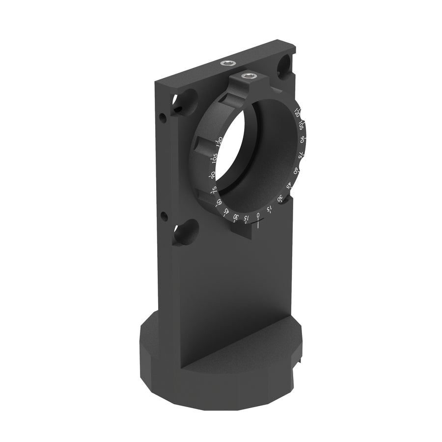 "20950 - Rotational  Mirror Mount for Ø1""/25mm optics 1X2"