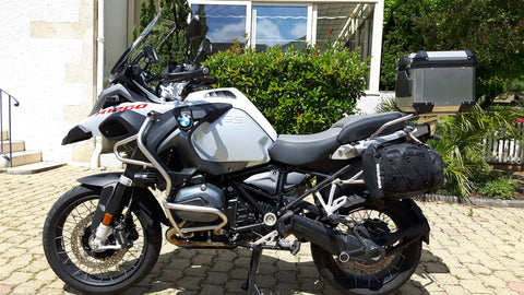 BMW R1200GS Enduristan Base Pack XS