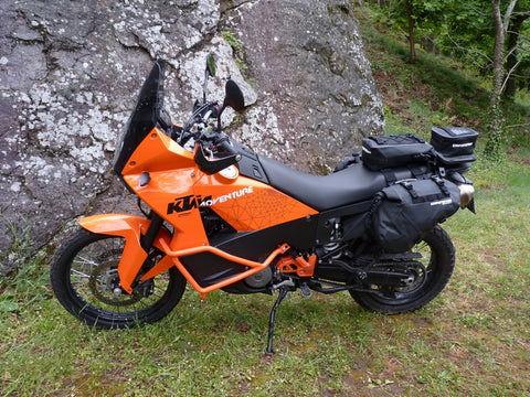 KTM 990 Adventure Enduristan