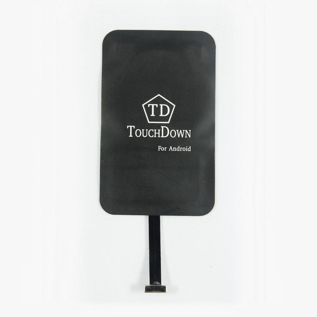 Faster Charge Wireless Receiver for Micro-USB - TouchDown Charging