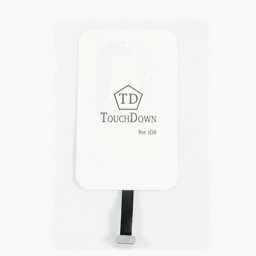 Faster Charge Wireless Receiver for iPhone - TouchDown Charging