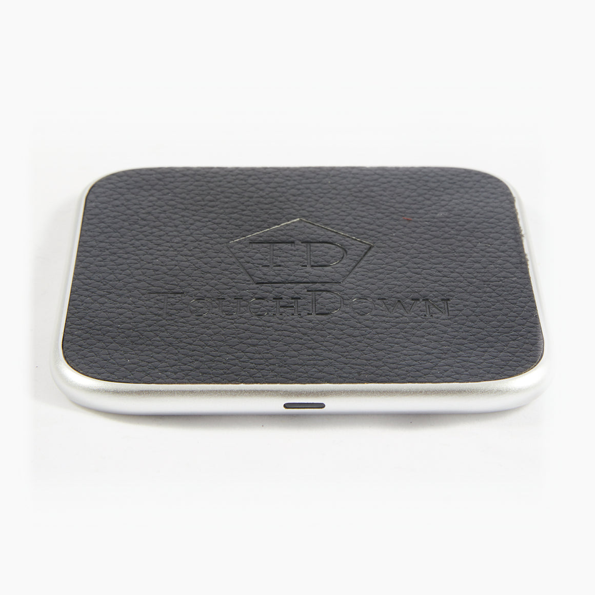 Leather Charging Pad - Business Edition - Black - TouchDown Charging