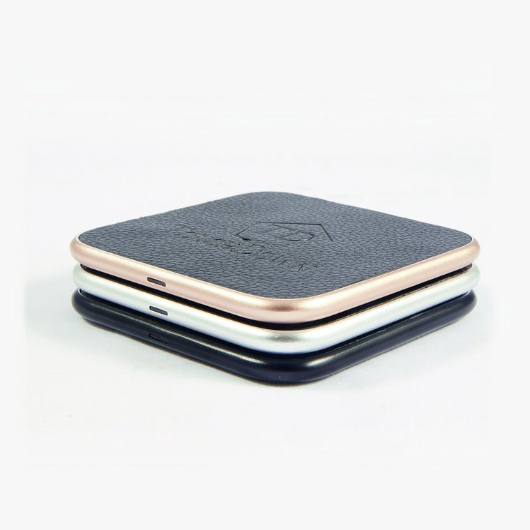 Leather Charging Pad - Business Edition
