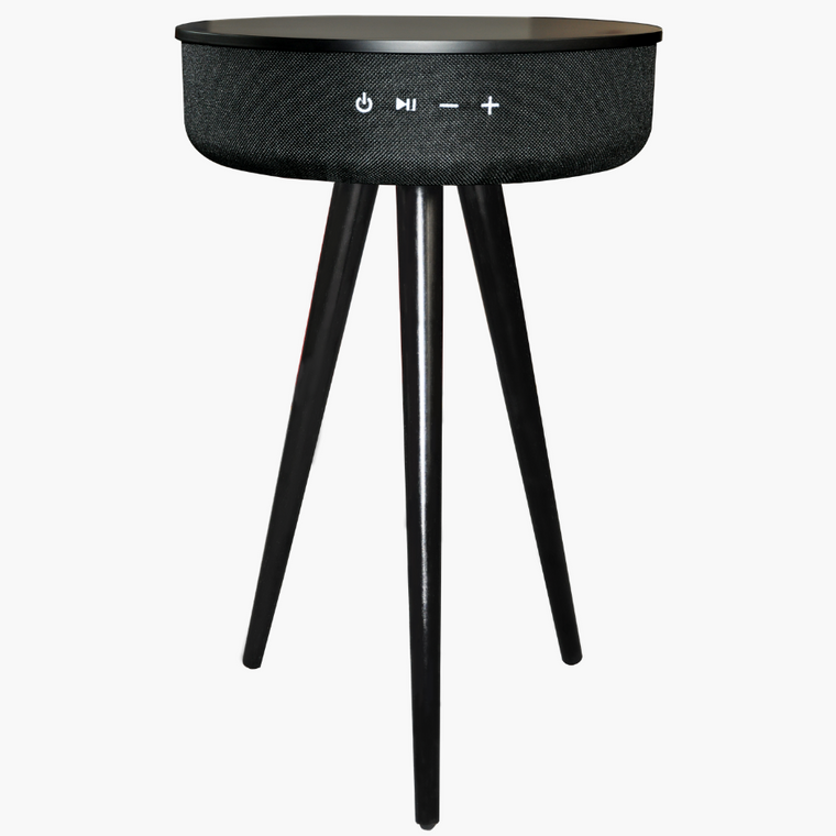 TouchDown Audio - Designer Table (Black)-Home-TouchDown Charging-TouchDown Charging