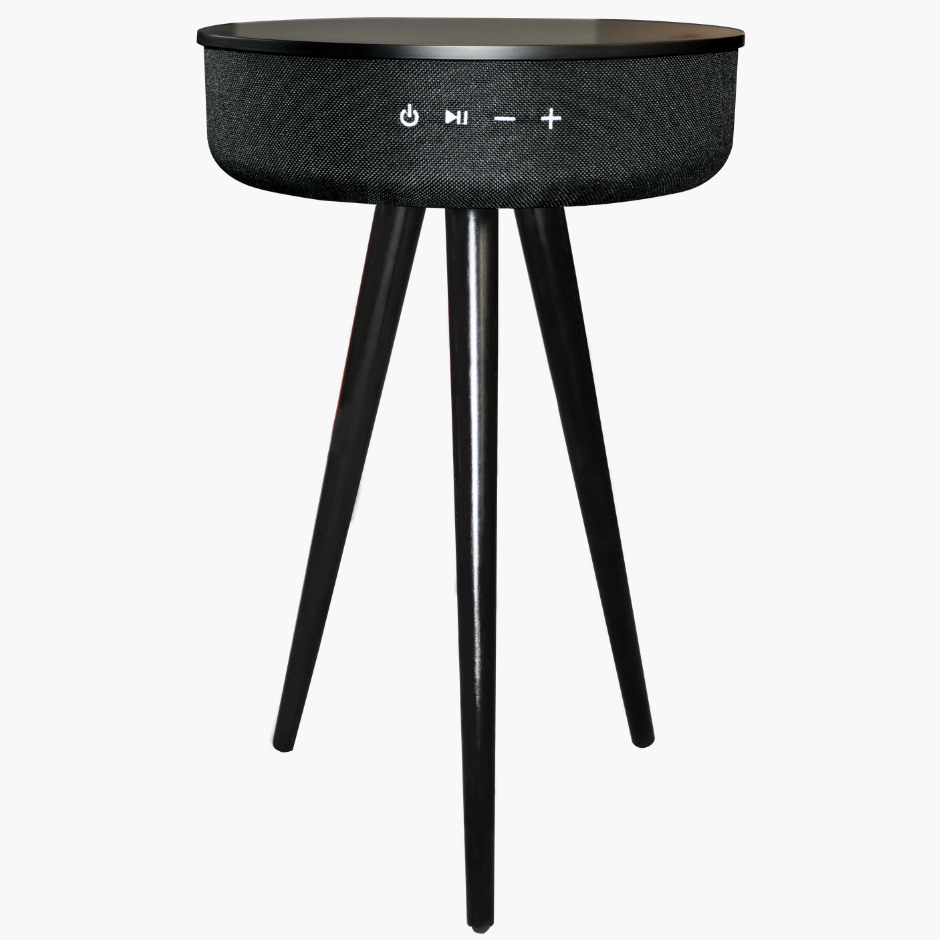 TouchDown Audio - Designer Table (Black) - TouchDown Charging