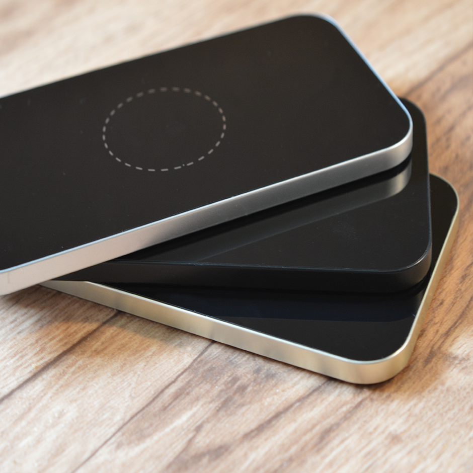 Wireless Charging Pad - Rectangle - TouchDown Charging