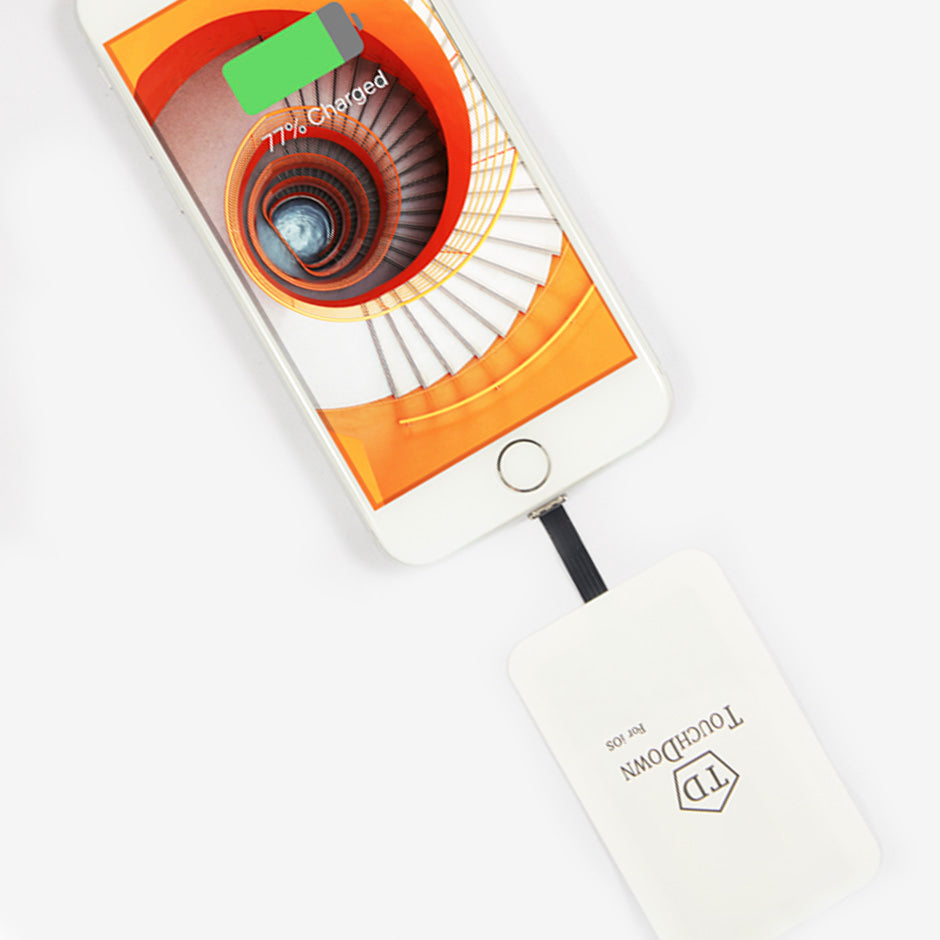 Faster Charge Wireless Receiver for iPhone