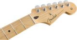 Fender Player Stratocaster Black Maple Fingerboard