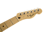 Fender Mexican Telecaster Standard Black Maple Fingerboard
