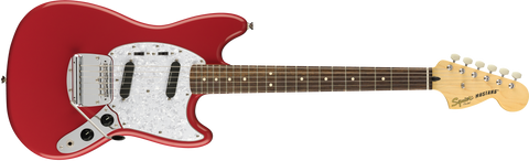 Squier Mustang Vintage Modified Fiesta Red