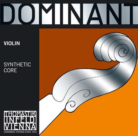 Dominant Violin 3rd String D 1/2 Size