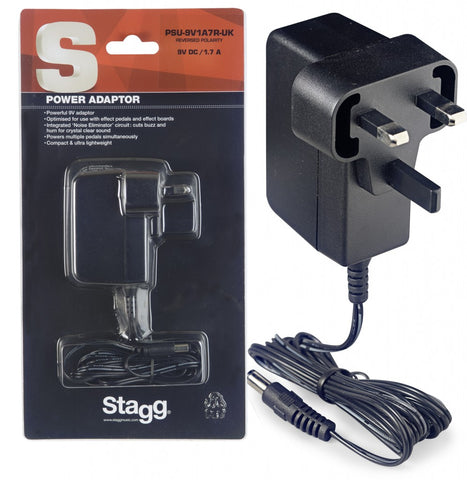 Stagg Psu-9v1a7r-Uk Power Adapter Multi