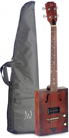 Cask Hogshead Guitar + Bag