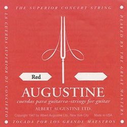 Augustine Classical Set Medium Tension Red