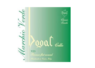 "Dogal V233 Cello String ""G"""