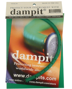 Dampit Humidifier For Bowed Stringed Instruments