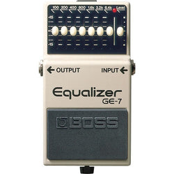 Boss GE-7 7 Band Graphic Pedal