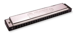 Hohner 2550/48 C Harmonica Big Valley C