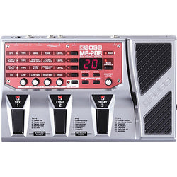 Boss ME-20B Multi Effects Bass