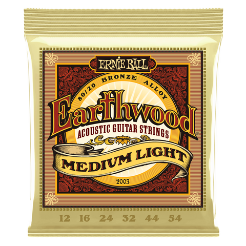 Earthwood Med/Light Gauge 12-54