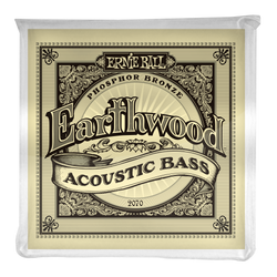 Earthwood 2070 Acoustic Bass String Set Bronze