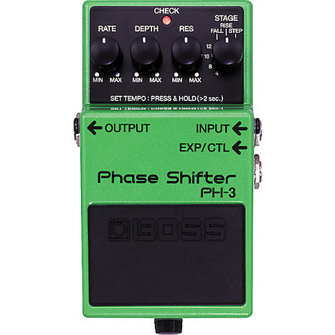 Boss PH-3 Super Phaser Pedal