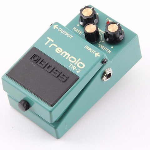 Boss TR-2 Effect Pedal Tremolo